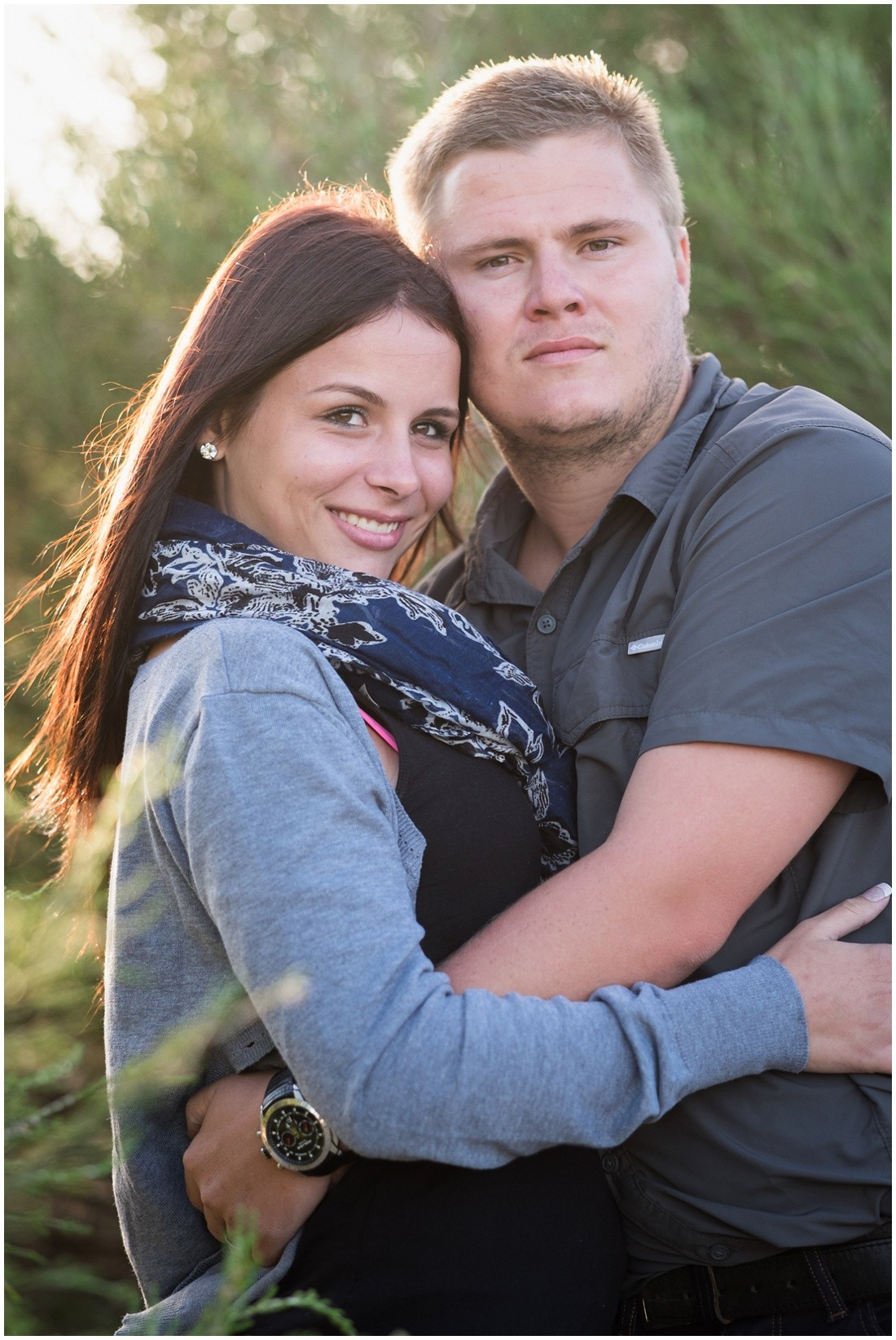 garden route couples portraits george great brak - hugo & chantell-23