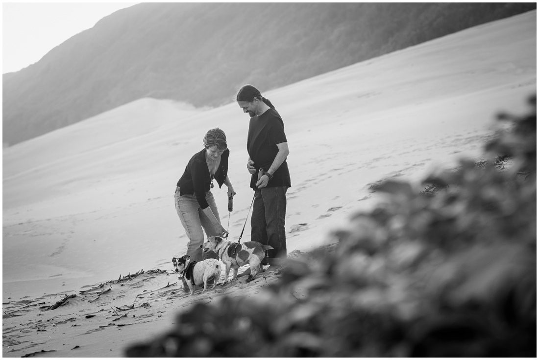 garden route couple and family portraits - mossel bay smit with k9 kids-13