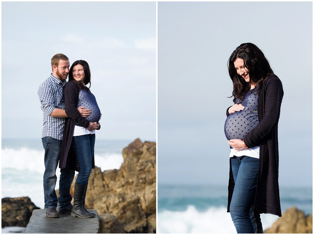 garden route maternity portraits - mossel bay marianca and shaun-1