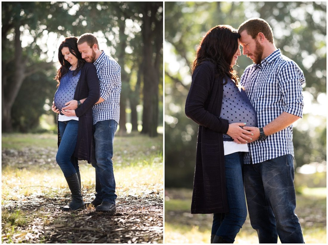 garden route maternity portraits - mossel bay marianca and shaun-8