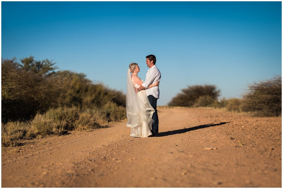 namibian wedding marienthal - rory & christa bride & groom marienthal-6