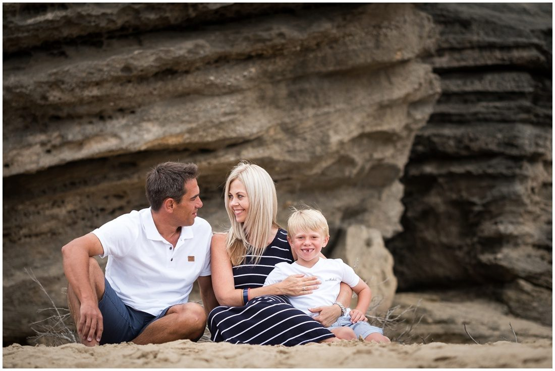 Garden Route-Beach family session-Ferns family-3