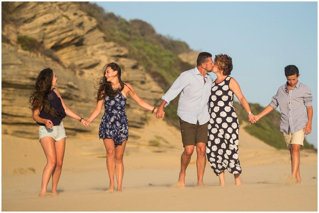 Garden Route-Groot brak-Beach session-Minaar family-13
