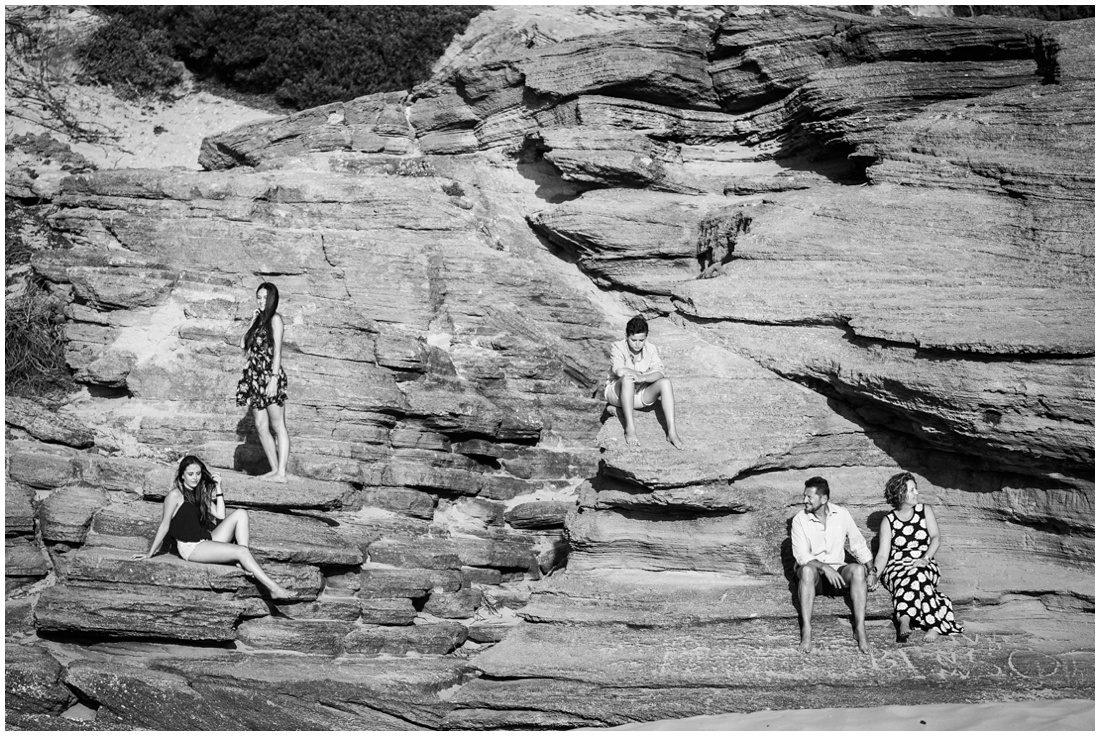 Garden Route-Groot brak-Beach session-Minaar family-8