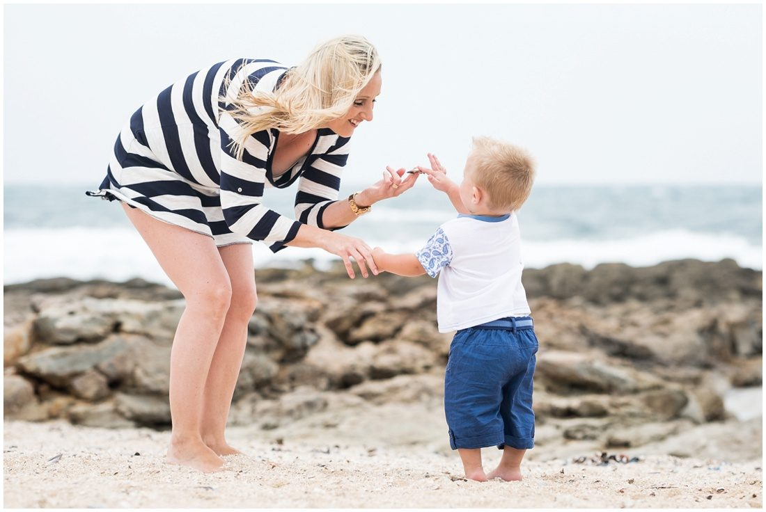 Garden Route-Mossel Bay-Studio and beach session-Haasbroek family-16