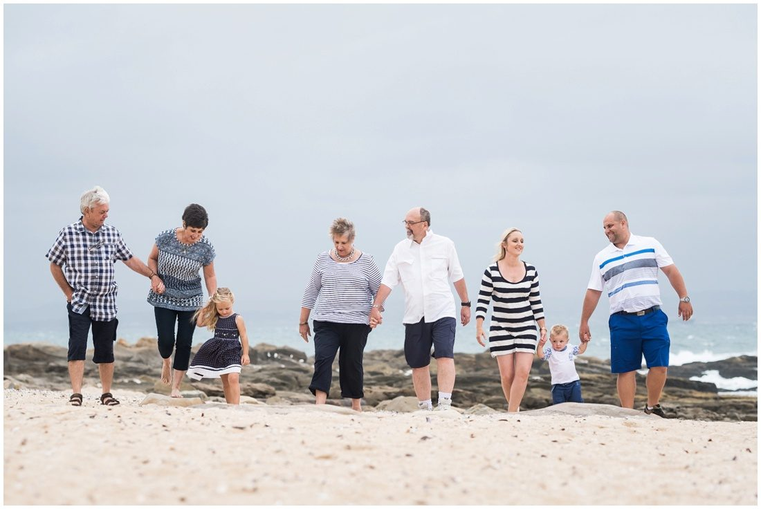 Garden Route-Mossel Bay-Studio and beach session-Haasbroek family-22