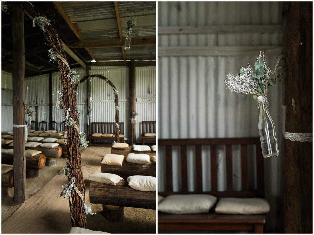 Garden Route-Uitsig Venue-Wedding-Donovan and Marike-Wedding Decor -24