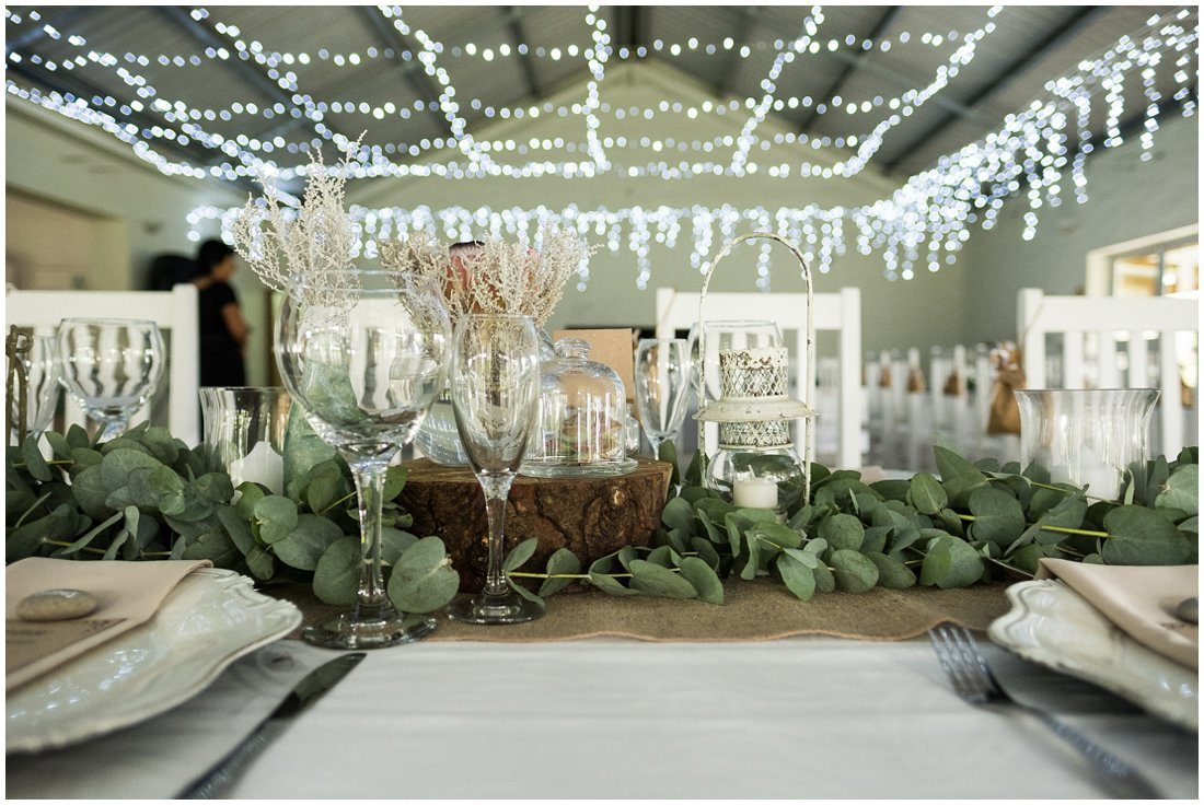 Garden Route-Uitsig Venue-Wedding-Donovan and Marike-Wedding Decor -8