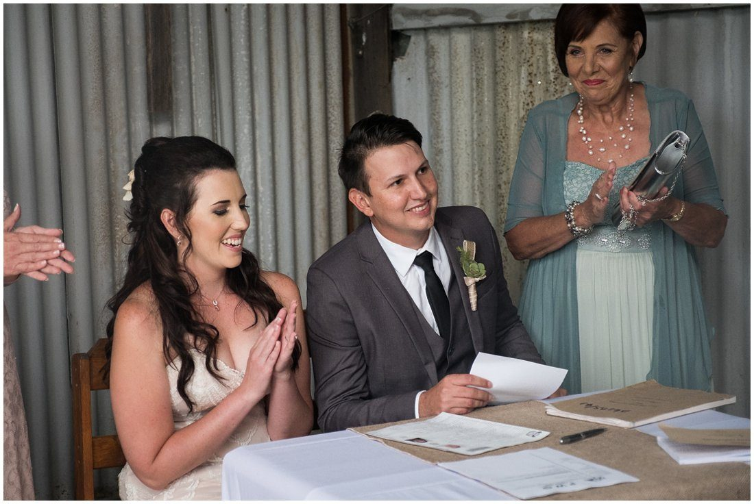Garden Route-Uitsig Venue-Wedding-Donovan and Marike-Wedding ceremony-24
