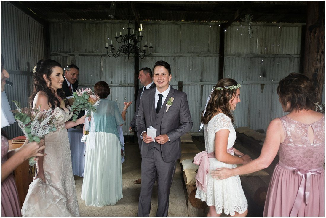 Garden Route-Uitsig Venue-Wedding-Donovan and Marike-Wedding ceremony-26