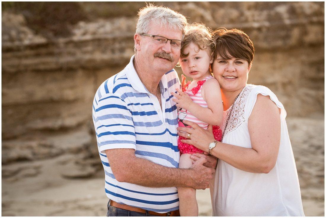 Garden Route - Boggemsbaai - Beach family session - Van Der Watt family-11