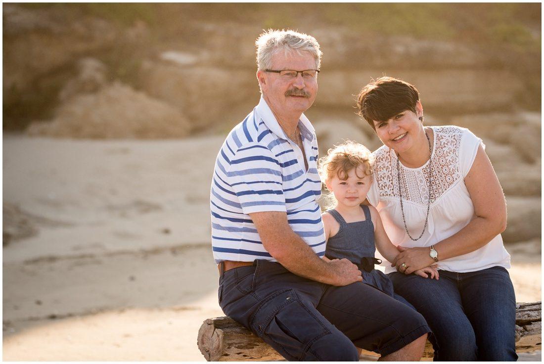 Garden Route - Boggemsbaai - Beach family session - Van Der Watt family-3