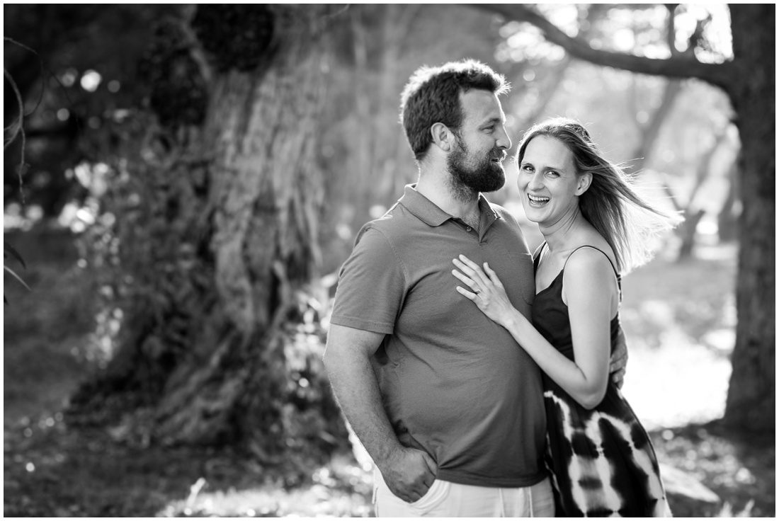 Garden Route - Mossel Bay - Forest family session - Valentine family-12