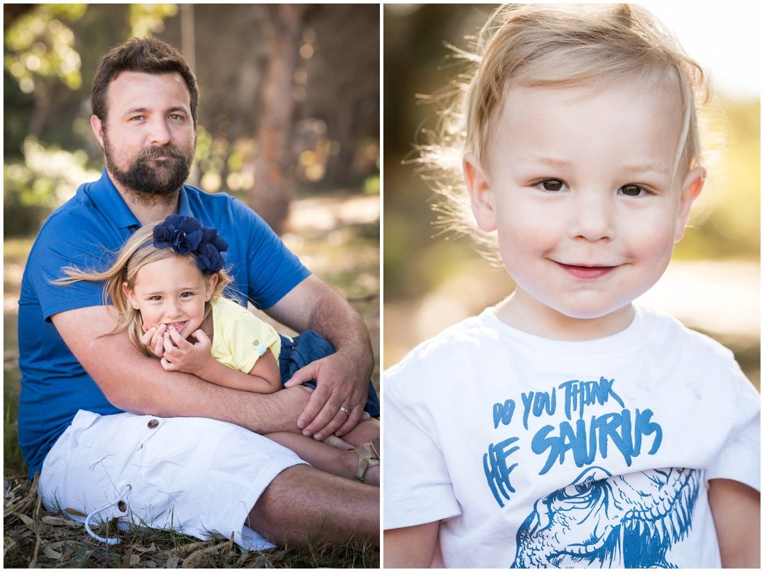 Garden Route - Mossel Bay - Forest family session - Valentine family-13