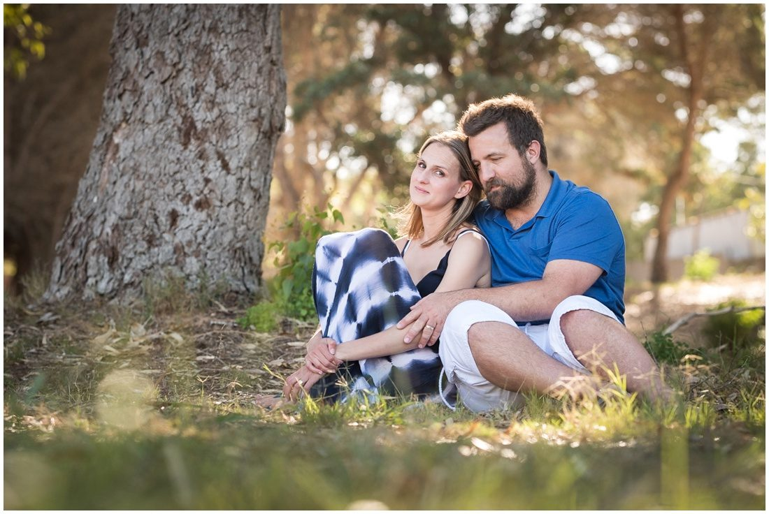 Garden Route - Mossel Bay - Forest family session - Valentine family-6