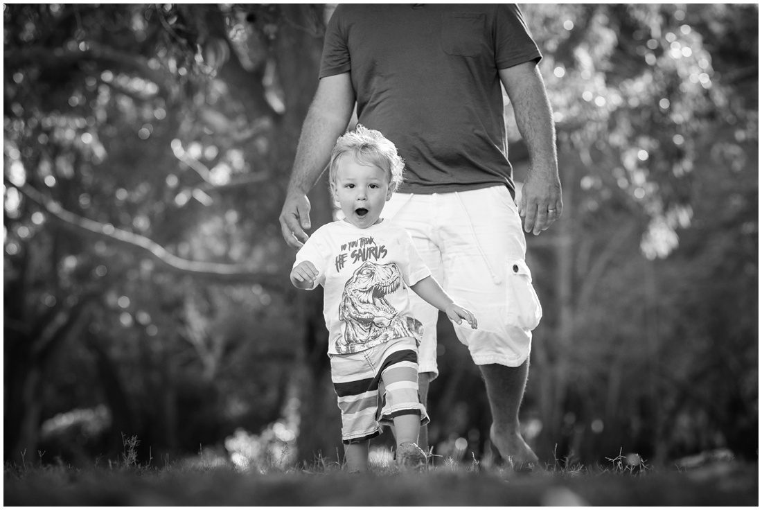 Garden Route - Mossel Bay - Forest family session - Valentine family-8