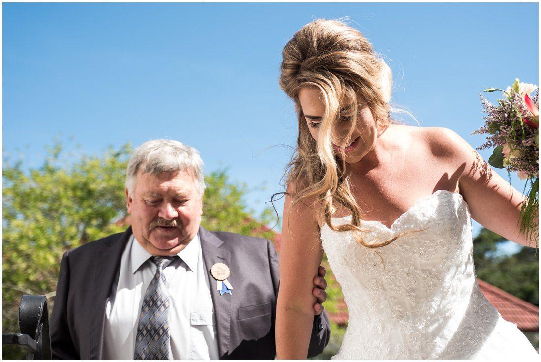 Garden Route Wedding De Vette Mossel - Stuart & Ellen Ceremony-10