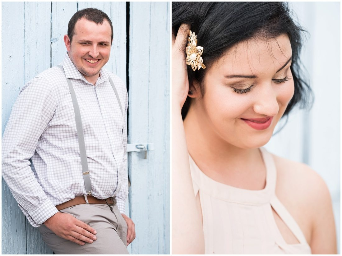 Klein Karoo - Prince Albert - Engagement shoot - Hanno and Ivette -2