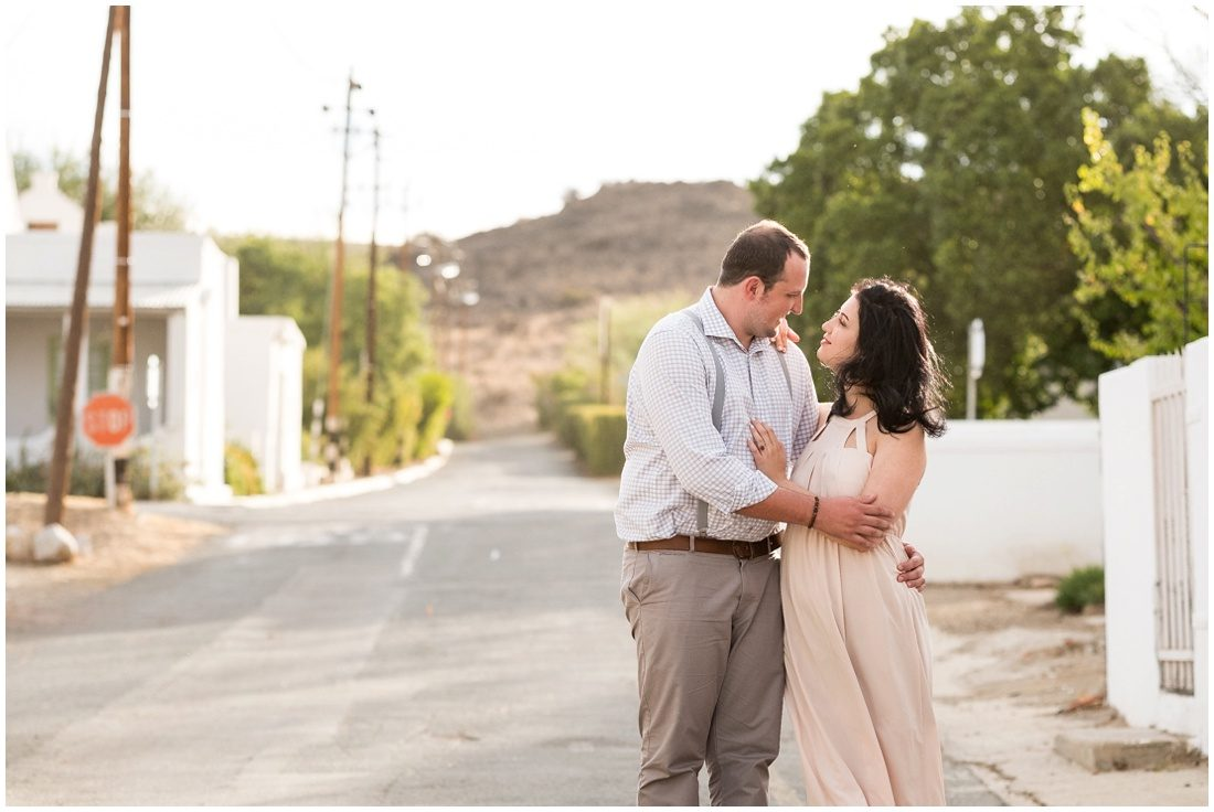 Klein Karoo - Prince Albert - Engagement shoot - Hanno and Ivette -23