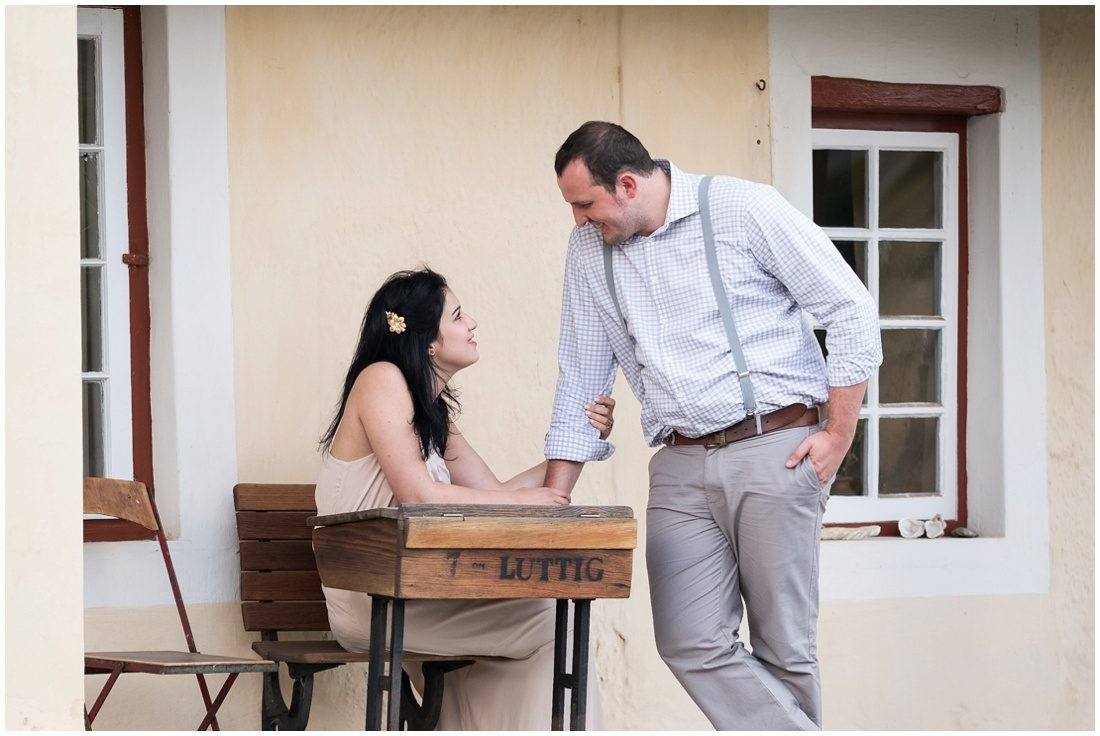 Klein Karoo - Prince Albert - Engagement shoot - Hanno and Ivette -34