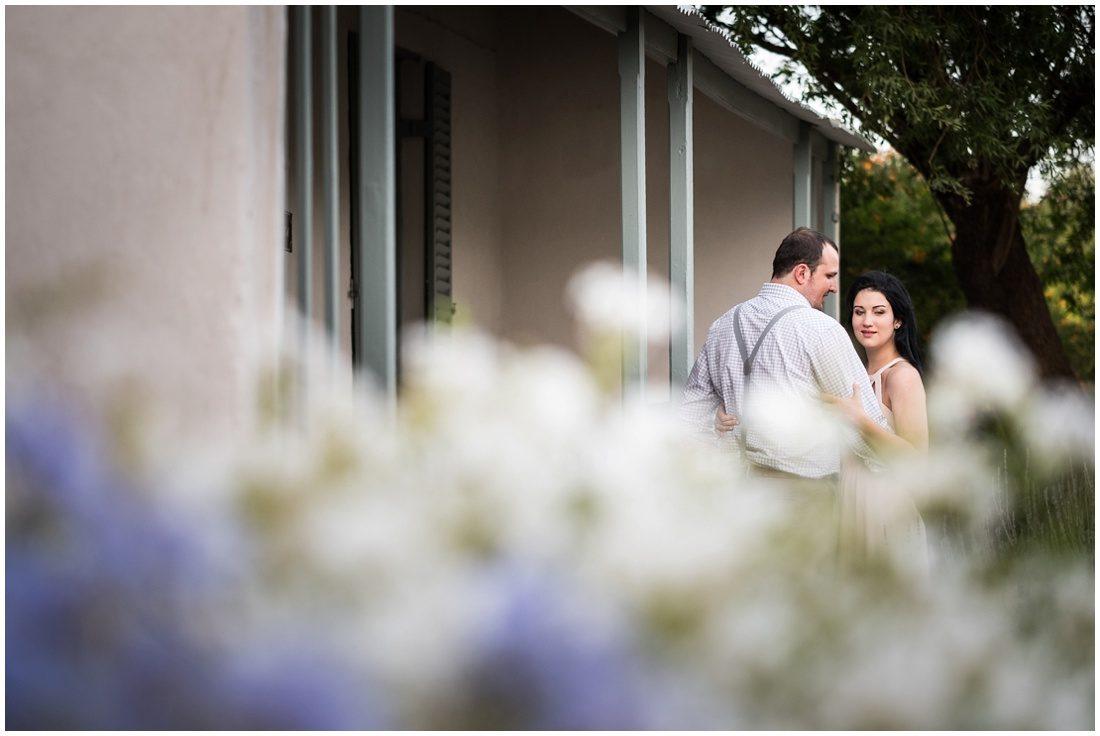 Klein Karoo - Prince Albert - Engagement shoot - Hanno and Ivette -36