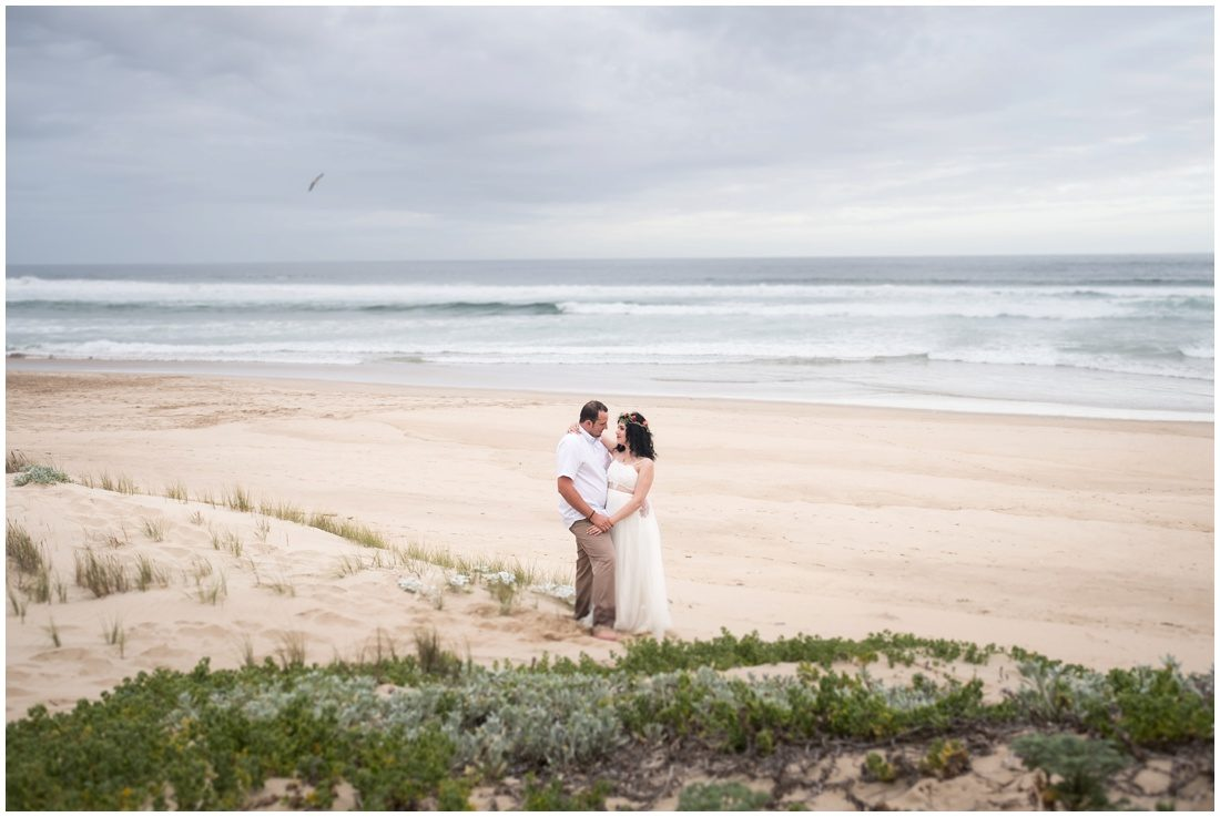 beach wedding couple portraits_0033
