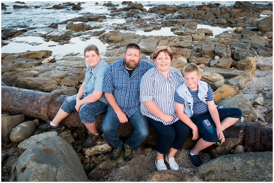 Mossel Bay family shoot Snyders family_0014