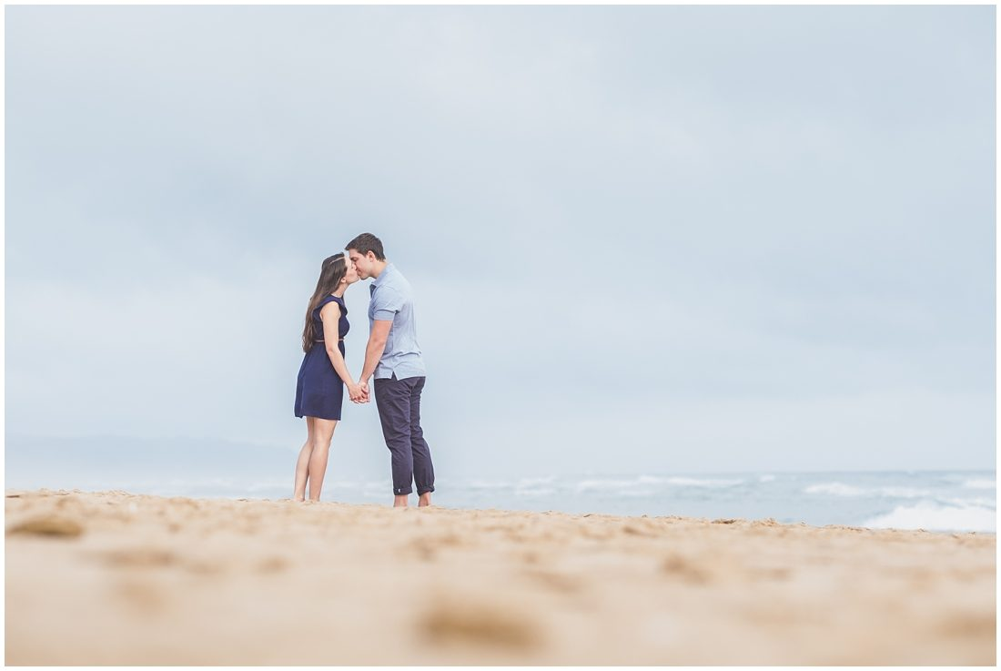 Wilderness Forest & Beach Engagement Shoot Murray & Hayley_0006
