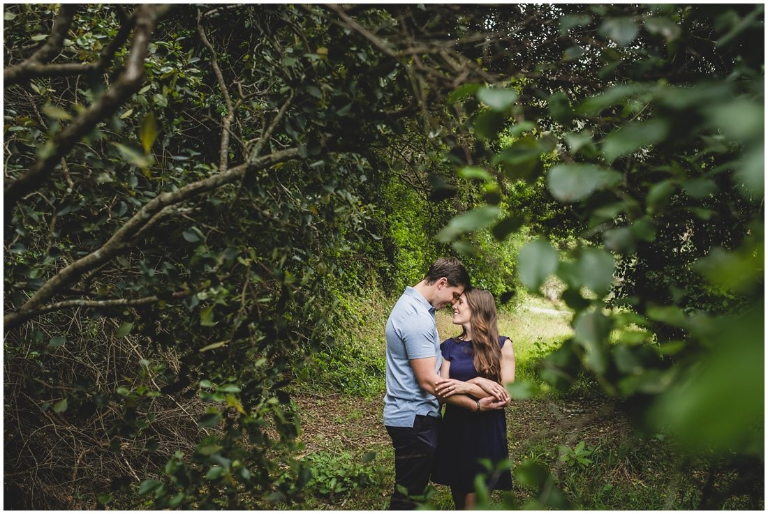 Wilderness Forest & Beach Engagement Shoot Murray & Hayley_0015