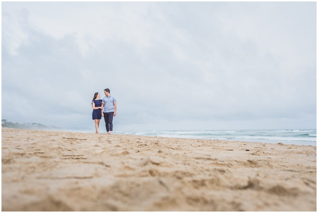 Wilderness Forest & Beach Engagement Shoot Murray & Hayley_0017