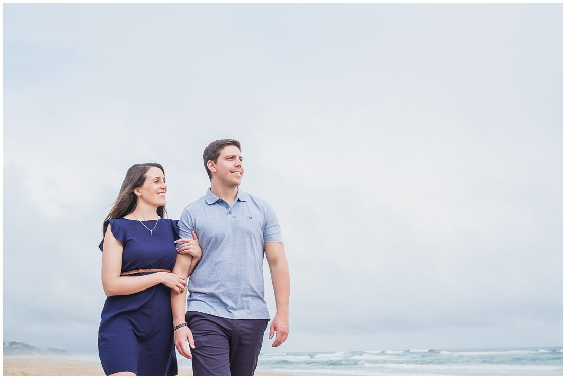 Wilderness Forest & Beach Engagement Shoot Murray & Hayley_0018