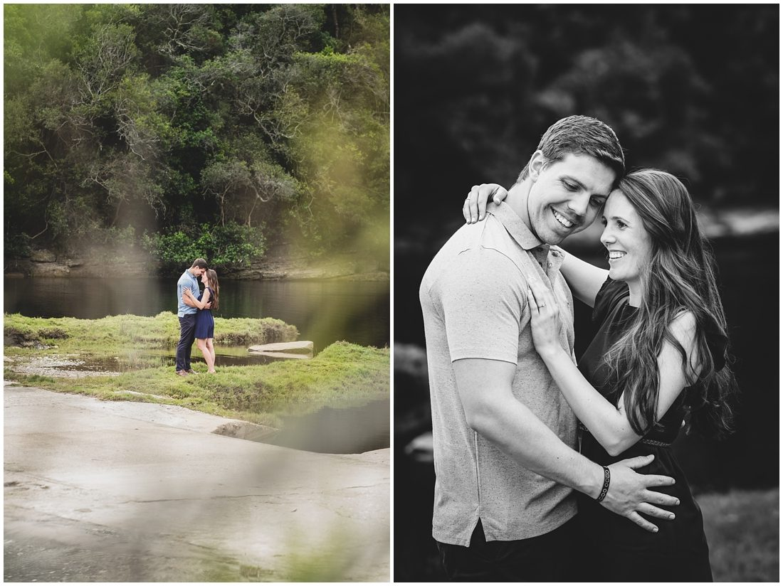Wilderness Forest & Beach Engagement Shoot Murray & Hayley_0023