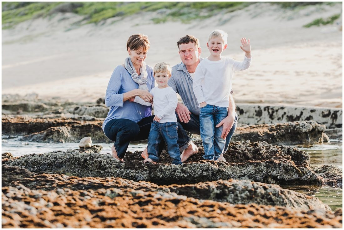 garden route beach portraits joubert family_0002