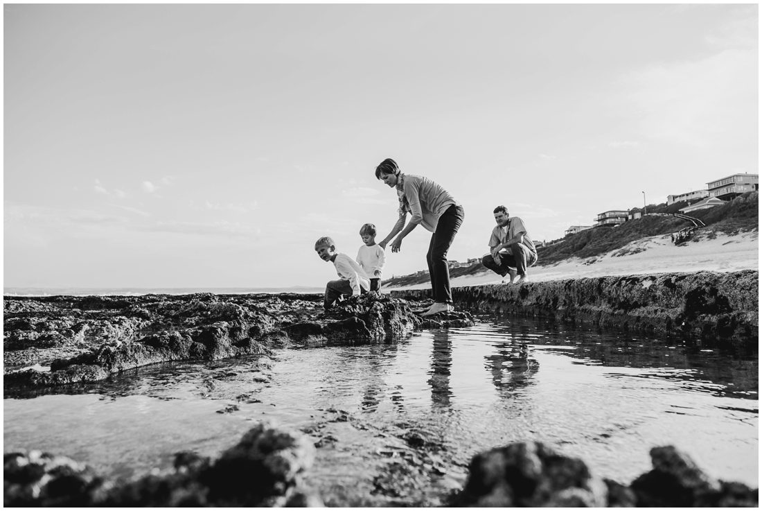garden route beach portraits joubert family_0003