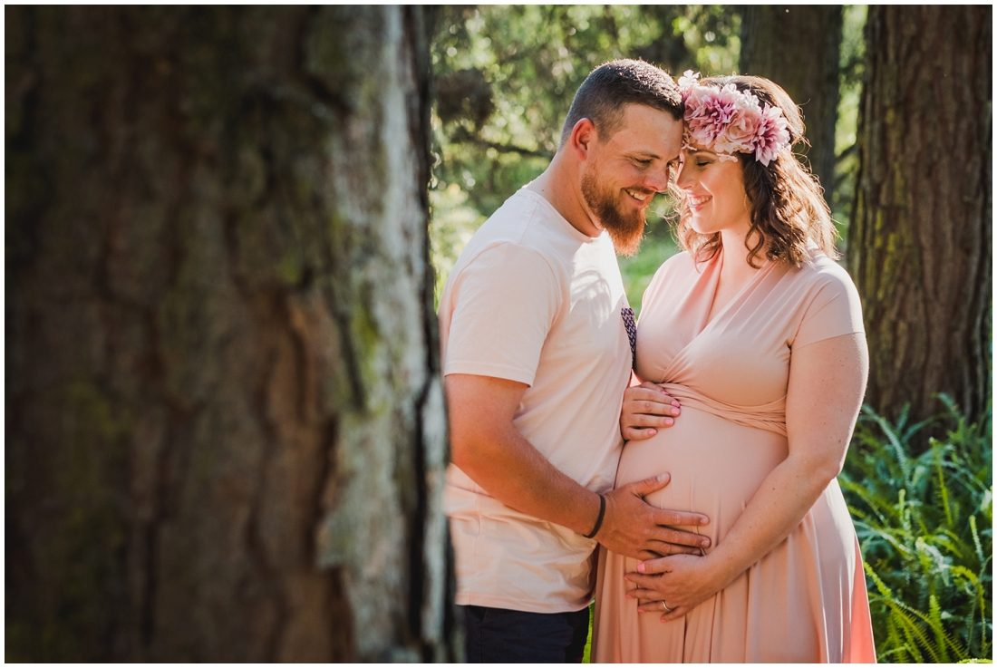 garden route forest beach maternity portraits steyn family_0001
