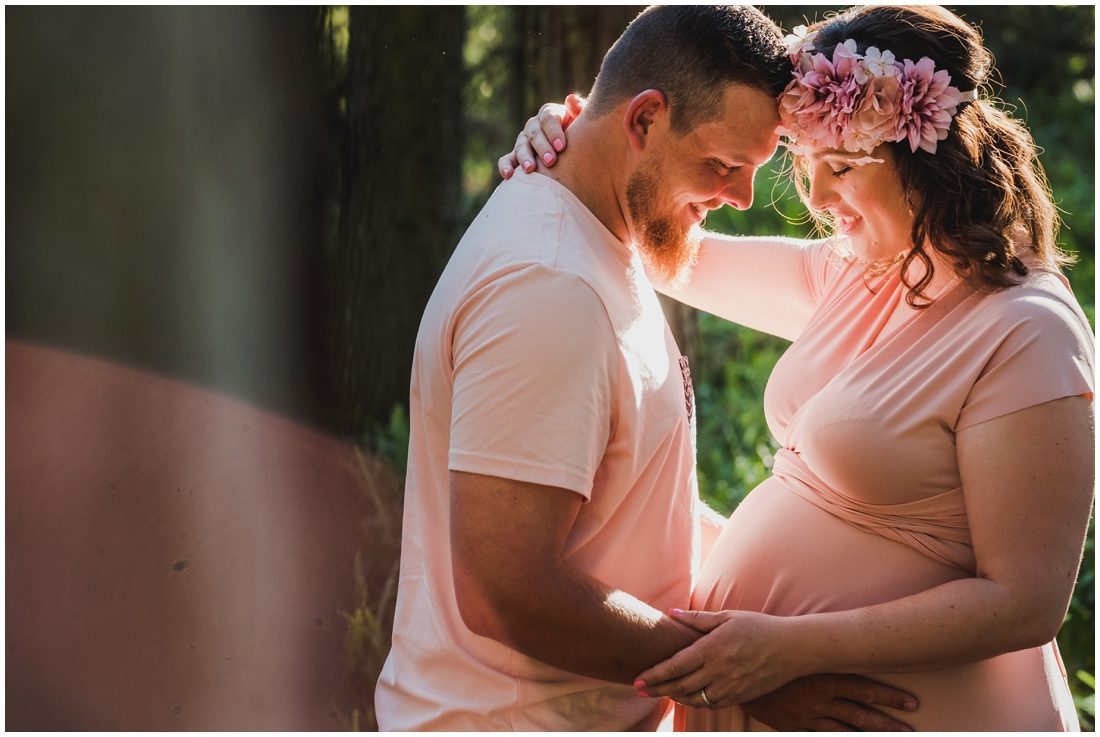 garden route forest beach maternity portraits steyn family_0005