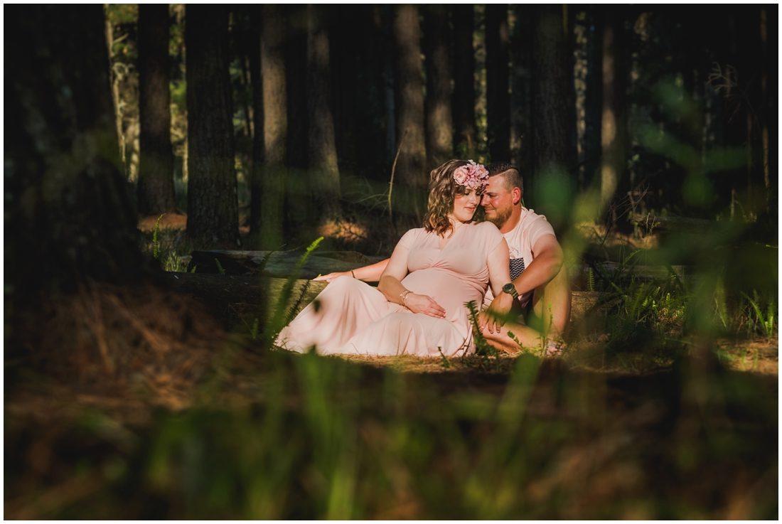 garden route forest beach maternity portraits steyn family_0006