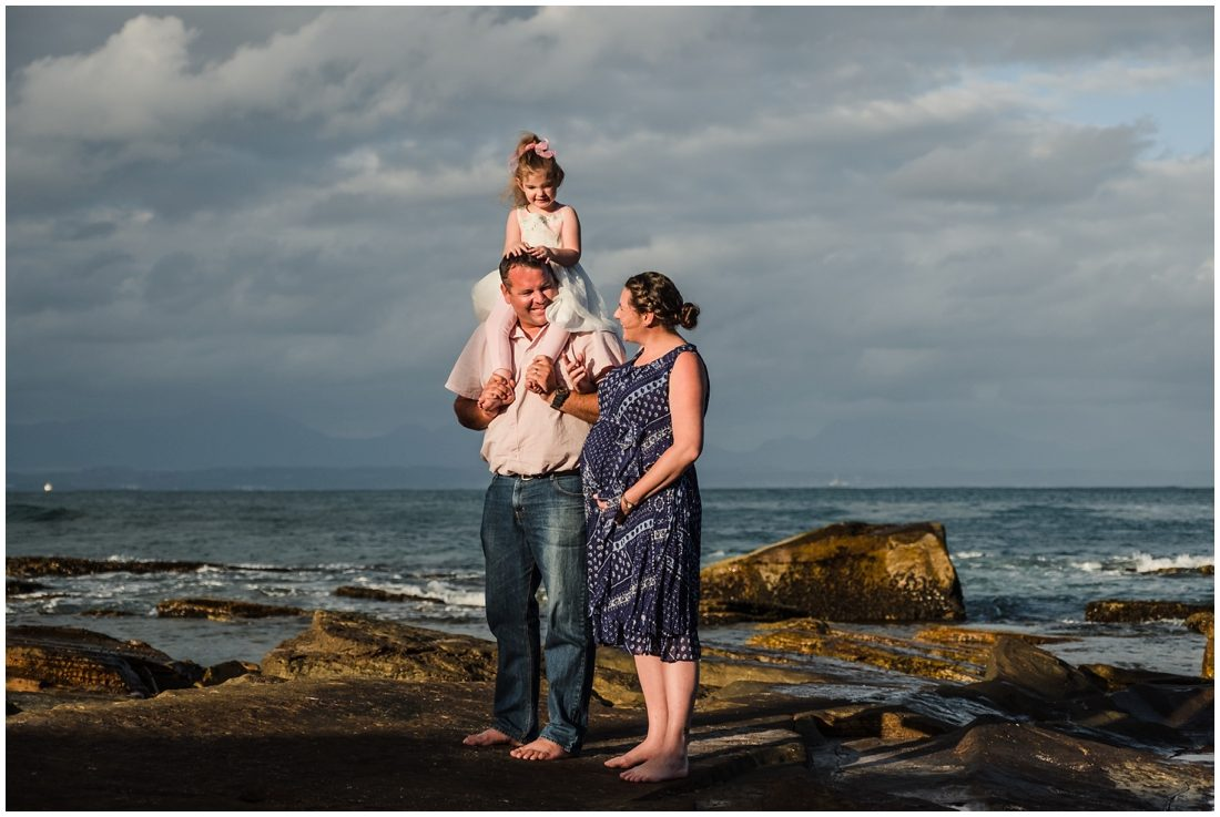 Mossel Bay Beach Maternity Portraits Human_0001