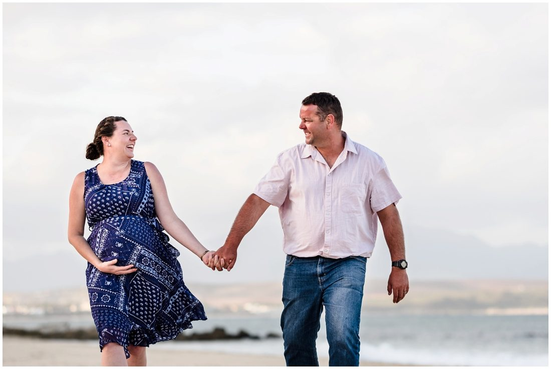 Mossel Bay Beach Maternity Portraits Human_0009