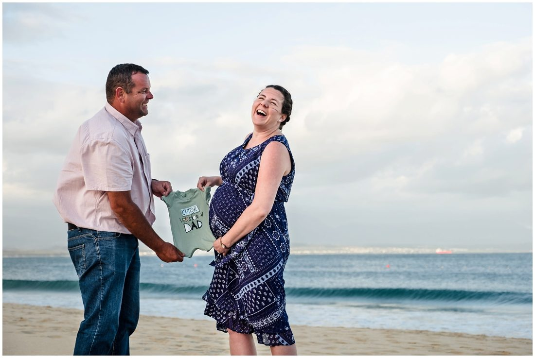 Mossel Bay Beach Maternity Portraits Human_0010
