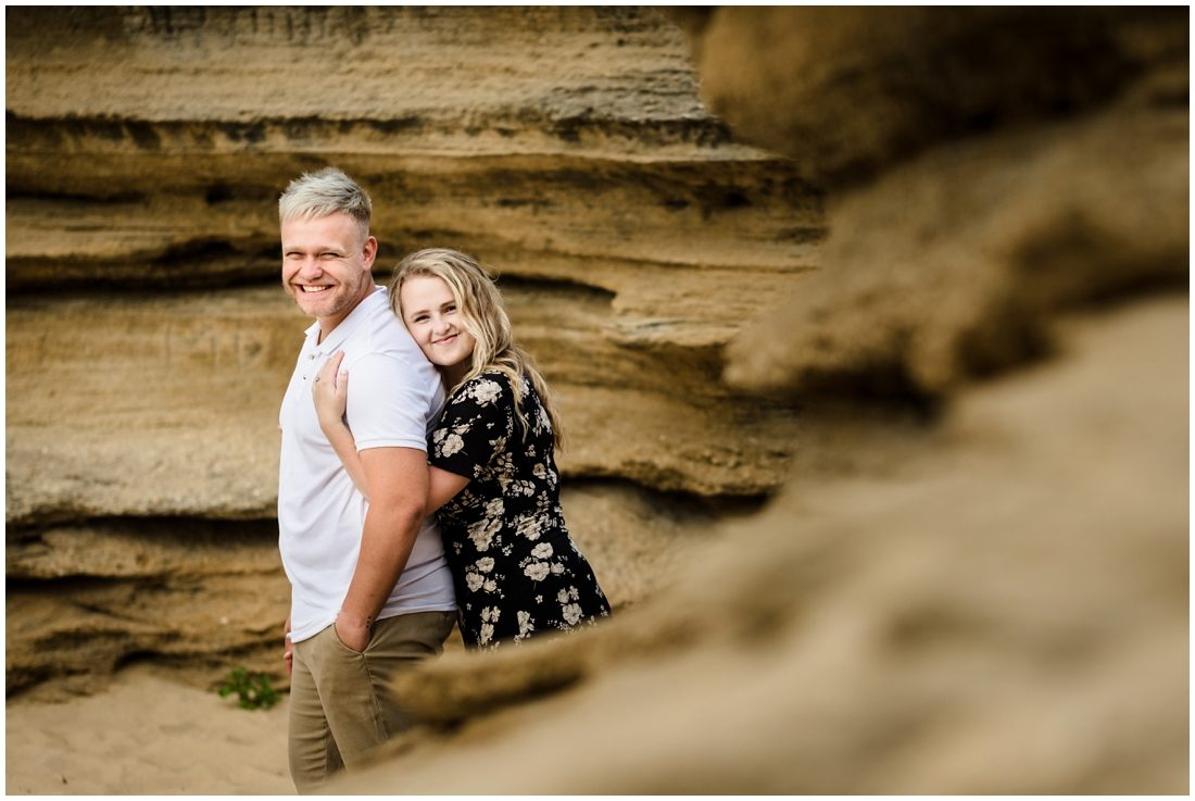 great brak beach engagement portraits tristan and rene_0006