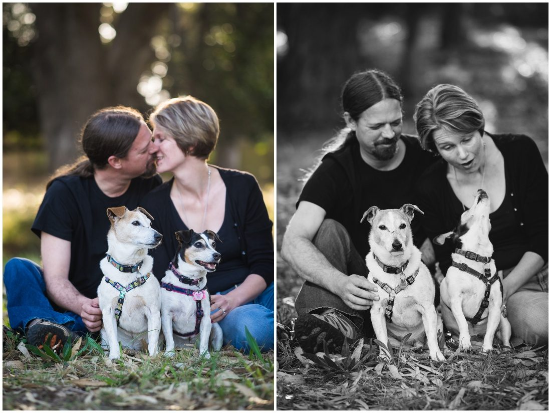 garden route couple and family portraits - mossel bay smit with k9 kids-19