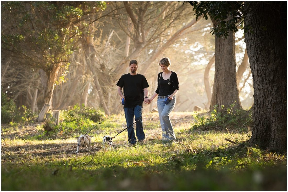 garden route couple and family portraits - mossel bay smit with k9 kids-9