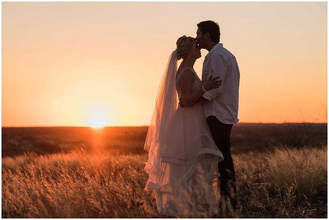 namibian wedding marienthal - rory & christa bride & groom marienthal-12