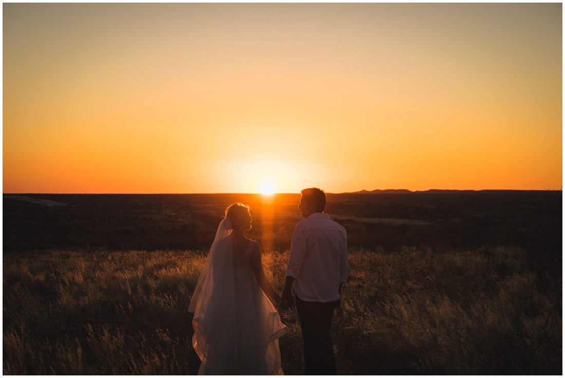 namibian wedding marienthal - rory & christa bride & groom marienthal-14