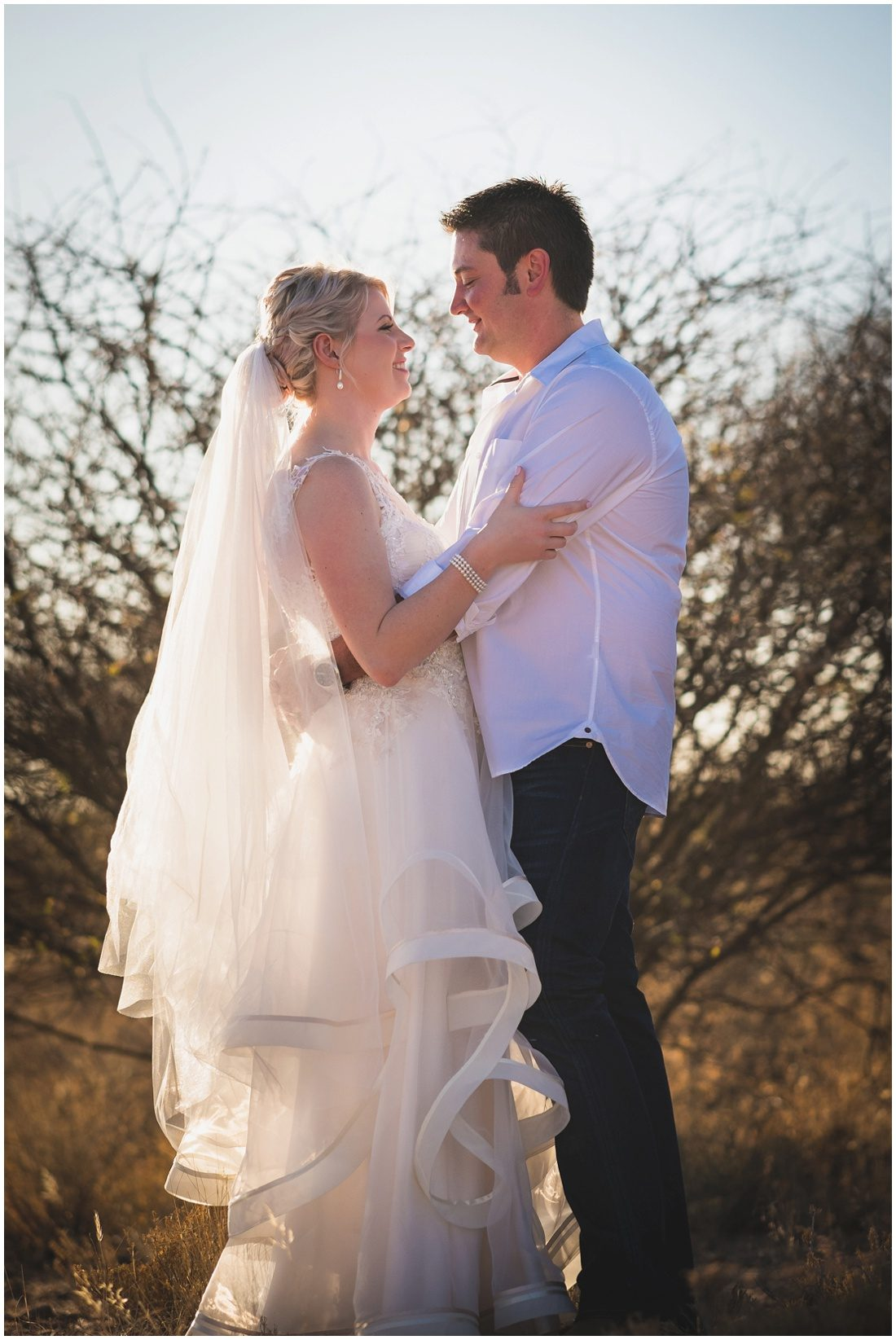 namibian wedding marienthal - rory & christa bride & groom marienthal-16