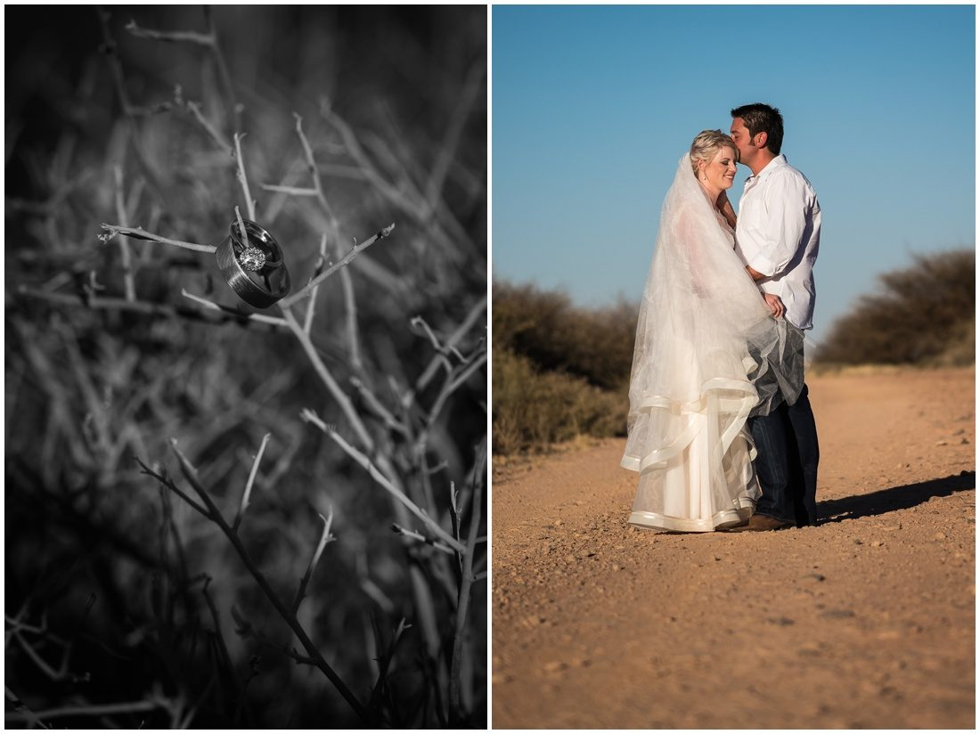 namibian wedding marienthal - rory & christa bride & groom marienthal-19