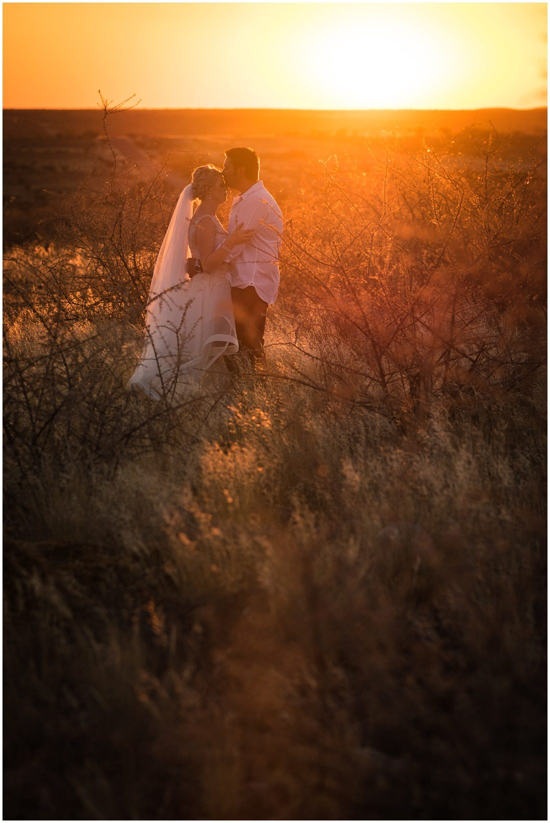 namibian wedding marienthal - rory & christa bride & groom marienthal-21