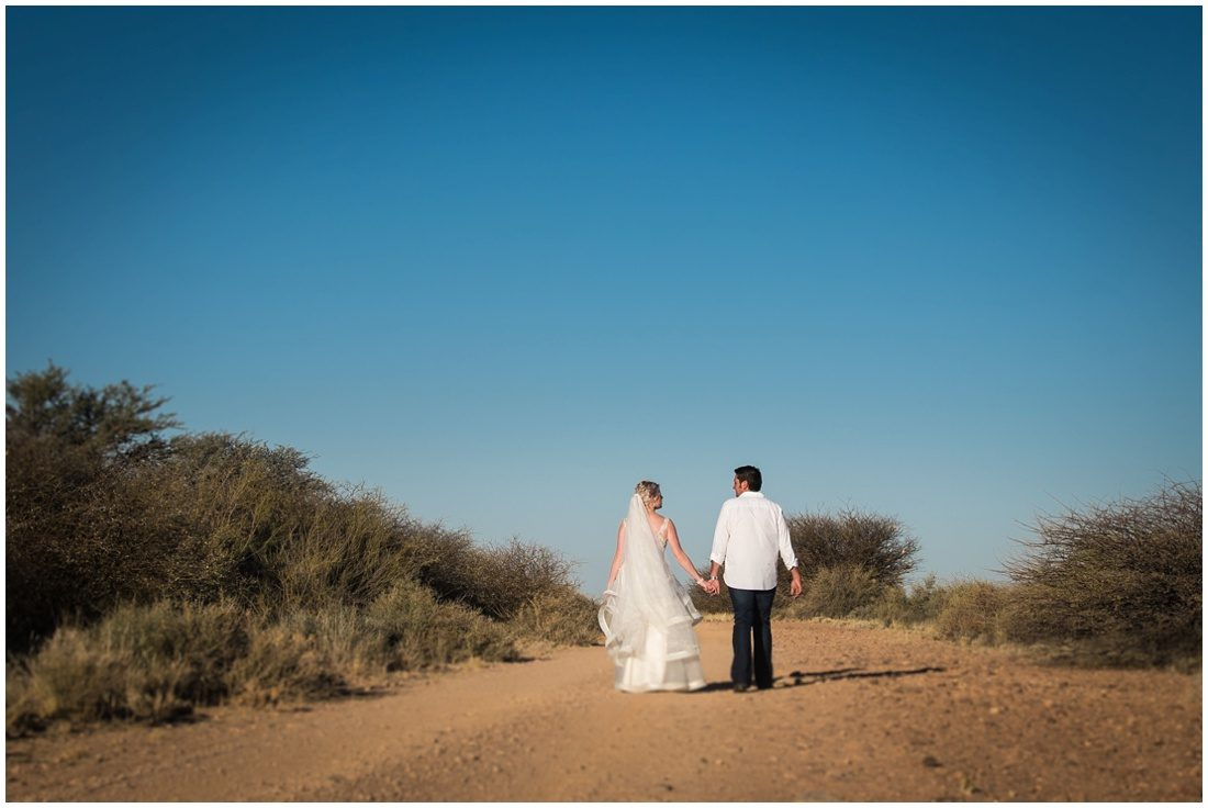 namibian wedding marienthal - rory & christa bride & groom marienthal-4