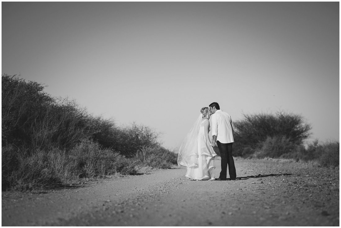 namibian wedding marienthal - rory & christa bride & groom marienthal-5
